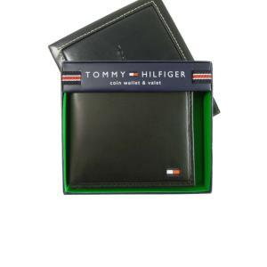 トミーヒルフィガー 財布 メンズ 二つ折|piazza