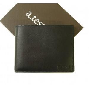 テストーニ 財布 メンズ 三つ開き|piazza