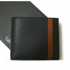 [並行輸入品] ヴァレクストラ 財布 二つ折 ラインデザイン|piazza