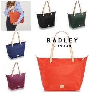 【取寄品】★RADLEY LONDON★Pocket Essentials ジップトップ トートバッグ|piccola