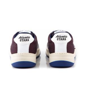 【取寄品】★Atlantic STARS★ スニーカー /DRAKE BIANCO&BORDEAUX|piccola|04