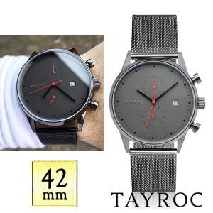 【取寄品】★TAYROC★ Boundless TXM086 クロノグラフ腕時計|piccola