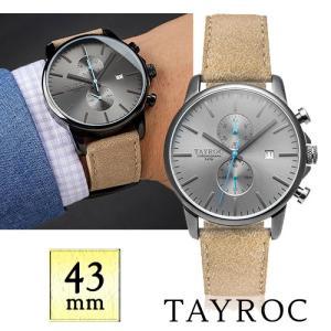 【取寄品】★TAYROC★ Iconic TXM097 クロノグラフ腕時計|piccola
