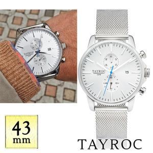 【取寄品】★TAYROC★ Iconic TXM052 クロノグラフ腕時計|piccola
