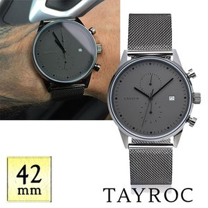 【取寄品】★TAYROC★ Boundless TXM085 クロノグラフ腕時計|piccola