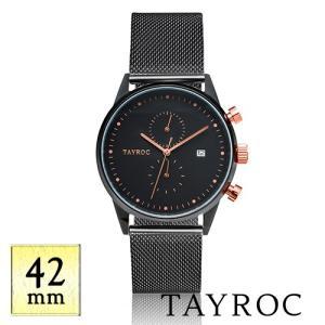 【取寄品】★TAYROC★ Boundless TXM098 クロノグラフ腕時計|piccola