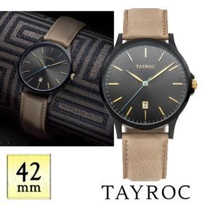 【取寄品】★TAYROC★TheClassic TXM099 サンドレザーバンド 腕時計|piccola