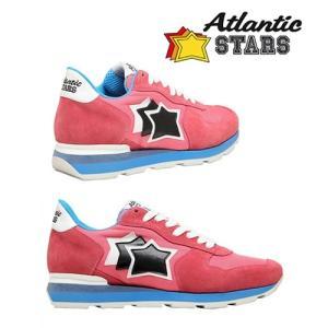 【取寄品】★Atlantic STARS★ スエードスニーカー/ Pink piccola