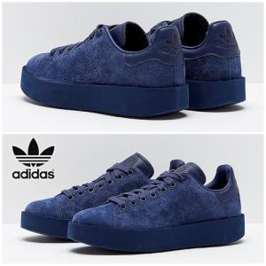 adidas Stan Smith Bold W / Indigo / 取寄品|piccola