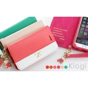 KLOGI iphone6/6s/6Plus/6sPlus 手帳型 スマホケース|piccola