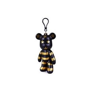 POPOBE BEAR ボーダー(ブラック&ゴールド)|piccola