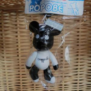 POPOBE BEAR ブラック&ホワイト|piccola