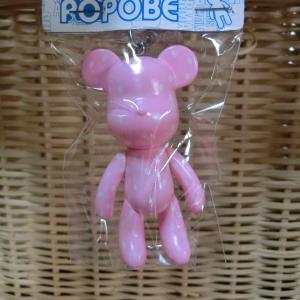 POPOBE BEAR 水玉ピンク|piccola