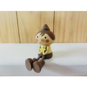DECOLE Otogicc マスコット シングル おすわり ピノキオ|piccola