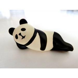 DECOLE concombre まったりマスコットゴロ寝 PANDA パンダ|piccola