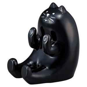 DECOLE concombre まったりスマホ番(貯金箱) ネコ CAT|piccola