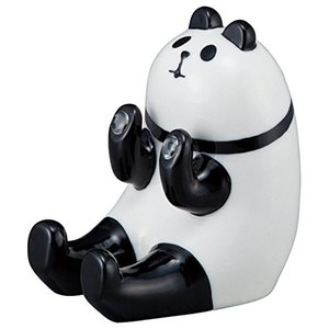 DECOLE concombre まったりスマホ番(貯金箱) パンダ PANDA|piccola