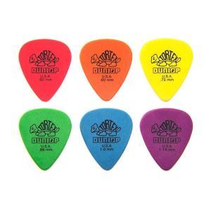 Jim Dunlop ギターピック 418R TORTEX STANDARD