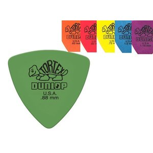 Jim Dunlop ギターピック 431R TORTEX TRIANGLE|pick-store
