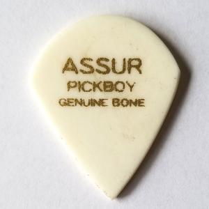PICKBOY ギター ピック アシュラピック ボーン GP-AS/BN1 pick-store