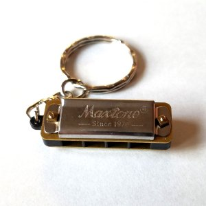 Maxtone HAR-4/8 プチハーモニカ 1個 pick-store