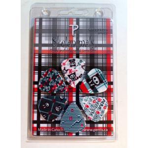 Perri's ピック LP-SA2N 「スケルアニマルズ」 Skelanimals 6枚セット キャラピック|pick-store