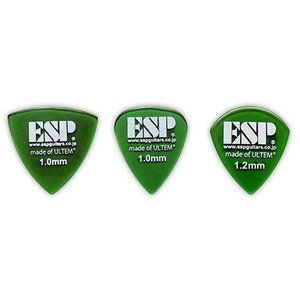ESP ピック ウルテムピック グリーン|pick-store