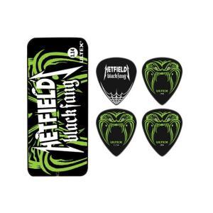 Jim Dunlop ピック Hetfield BLACKFANG PH112 アーティストピック|pick-store