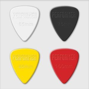 グローバーオールマン ピック ナイロン ISOシェイプ|pick-store