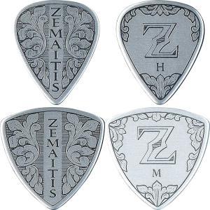 ZEMAITIS ピック ZP06 メタルフロント・デザイン|pick-store