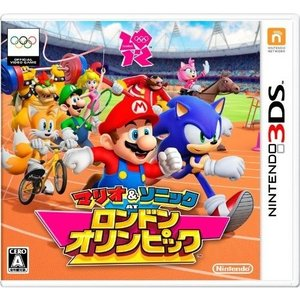 マリオ&ソニックAT ロンドンオリンピック(3DS)|picopicoshop
