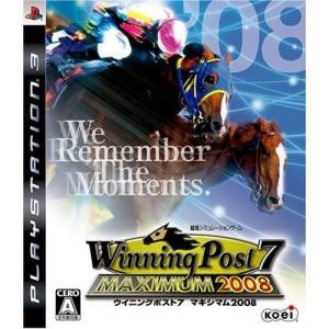 ウイニングポスト7 マキシマム2008 (P3) picopicoshop