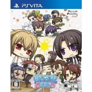 薄桜鬼SSL  sweet school life   通常版  - PS Vita