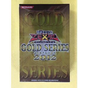 ゴールドシリーズ 2012  BOX 遊戯王ZEXAL OCG picopicoshop