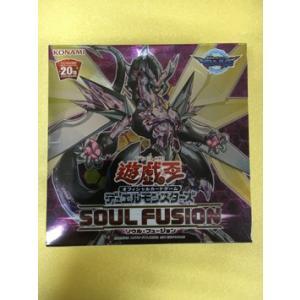 ソウル・フュージョン BOX 遊戯王OCG デュエルモンスターズ picopicoshop