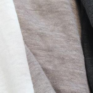 リネンカーディガン レディース 麻100% ドルマン コクーン Vネック一つボタン ロング丈 無地|picot-online|13
