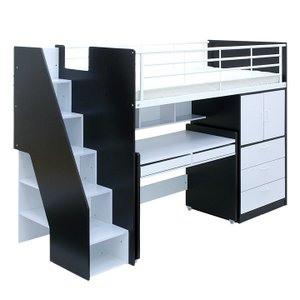 ※この商品はお客様組立となります。 ※ステップ(階段)は左側にのみ取付け可能となります。  ■サイズ...