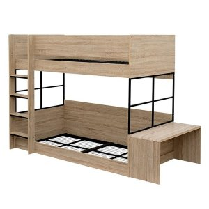 ※こちらの商品はお客様組み立てとなります。 ※はしごの位置を変えるこはできません。  ■サイズ 全体...