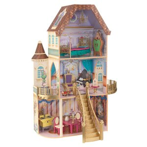 CEマーク認定 家具のおもちゃ13点付き ミニチュアハウス 人形遊び 家具付き 子ども おもちゃ オ...