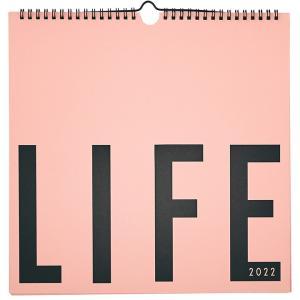 正規品 DESIGN LETTERS(デザインレターズ) Wall Calendar 30x30cm...