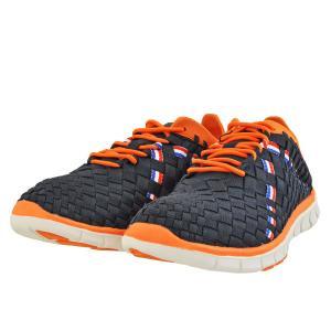 メンズ 靴 カジュアルシューズ カステルバジャック メッシュ チェック柄 軽量 スニーカー 送料無料 オレンジ CASTELBAJAC12252ORG pieds