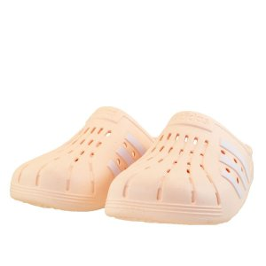 メンズ レディース 靴 ミュール アディダス アディレッタ ユニセックス クロッグ ピンクティント/フットウエアホワイト/ピンクティント(ピンク/ホワイト)FY6045|pieds