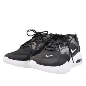 レディース 靴 スニーカー ウイメンズ ナイキ エアマックス 2X 送料無料 ブラック/ホワイト NIKECK2947-001|pieds