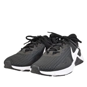 メンズ 靴 スニーカー ナイキ レジェンドエッセンシャル2 ブラック/ホワイト/メタリックシルバー(ブラック/ホワイト) NIKECQ9356-001 pieds