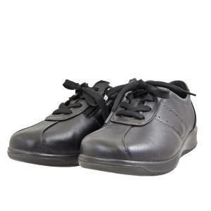 レディース 靴 カジュアルシューズ ムーンスター スポルス 日本製 ファスナー付き 幅広 3E ペタンコ ウォーキングシューズ 送料無料 ブラック SP2502BLK pieds