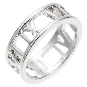 レディースリング 指輪 ローマ数字 ギリシャ数字 アラビア文...