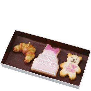 香り付きキャンドル アイシングクッキーセット スウィートな香り kameyama candle