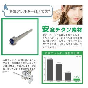 ピアッサー チタン製 耳たぶ 片耳用 18G ティピア|piena|06