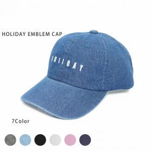 キャップ 帽子 メンズ レディース デニム ウォッシュ加工 大きい ベースボールキャップ ロゴ キー...