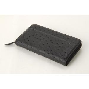 オーストリッチ ラウンド 財布